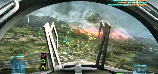 New Battlefield 3 Caspian Border Gameplay Footage