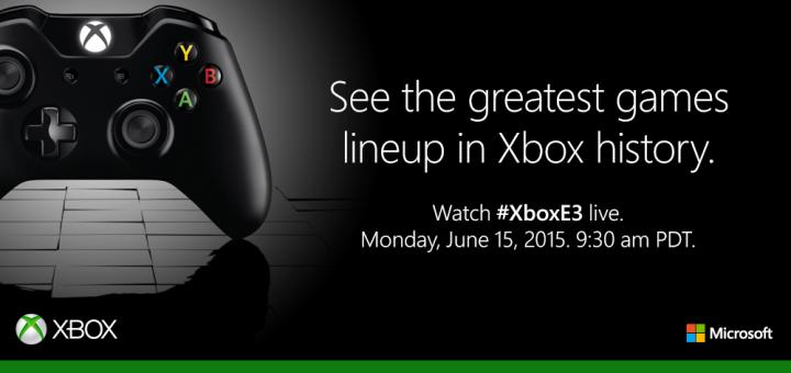 Microsoft E3 2015